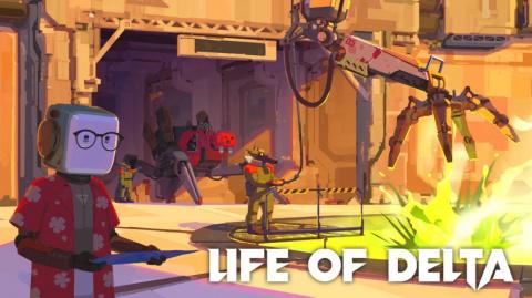 Life of Delta sur PC