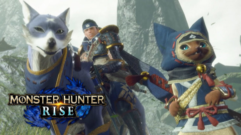Monster Hunter Rise, quêtes, monstres, armes, tous nos guides de chasse