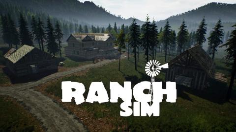 Ranch Simulator sur PC