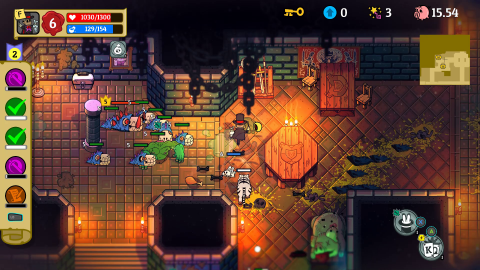 Nobody Saves The World : Drinkbox (Guacamelee) revient avec un action-RPG déjanté