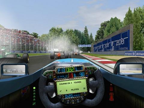 Formule 1 : Ces jeux qui ont fait avancer le genre