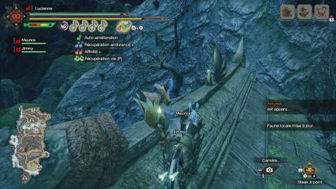 Monster Hunter Rise, Merveilloux : comment trouver les 5 monstres rares ? Notre guide
