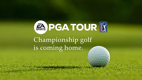 EA Sports PGA Tour sur PC