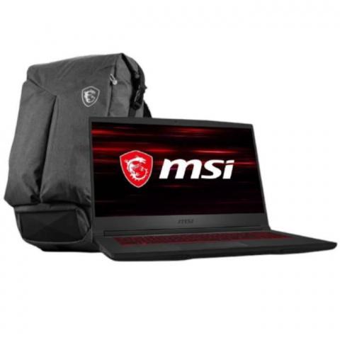 Le PC Gamer MSI 15,6 RTX 2060 + son sac à dos au meilleur prix du marché