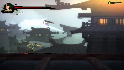 Bladed Fury : De l'action survoltée au coeur de la mythologie chinoise sur Switch