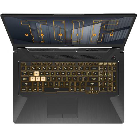 Promo PC portable gamer : l'Asus ROG TUF 17 avec un RTX 3070 et le dernier processeur Ryzen à moins de 1600€