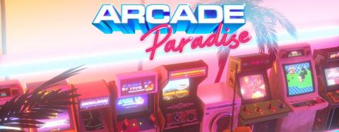Arcade Paradise sur PC