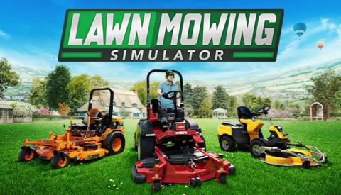 Lawn Mowing Simulator sur PC