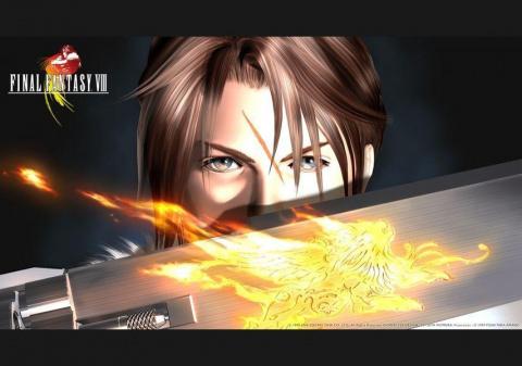 Final Fantasy VIII Remastered sur iOS