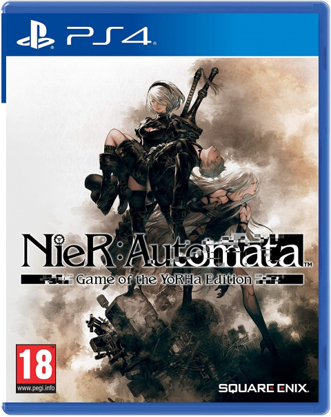 NieR Automata sur PS4 en promo au meilleur prix