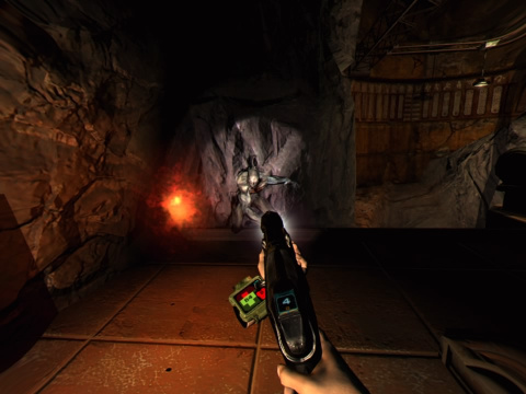 Doom 3 : VR Edition - Un FPS terrifiant pour le PlayStation VR ?