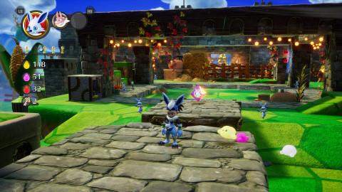 Balan Wonderworld : Le platformer 3D du papa de Sonic trébuche