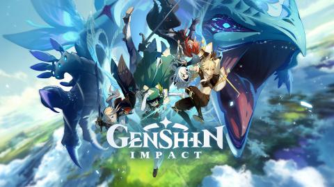 Genshin Impact sur PS5