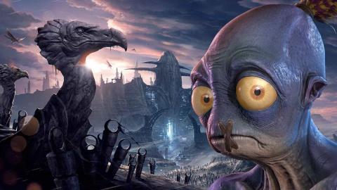 Oddworld SoulStorm : Gameplay, features DualSense PS5, ce qu'il faut savoir !