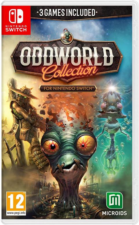 Les précommandes pour Oddworld : Collection sont ouvertes