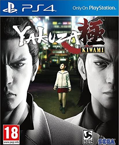 Promo sur Yakuza Kiwami : le jeu PS4 est disponible à moins de 20€