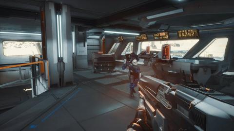 Elite Dangerous : Frontier va séparer les joueurs d'Odyssey et d'Horizons