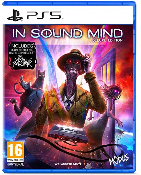 Précommandez dès à présent le survival horror In Sound Mind sur PS5 et Nintendo Switch