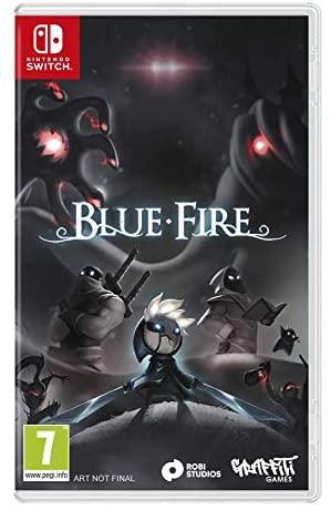 Les précommandes de BLUE FIRE sont disponibles sur Nintendo Switch