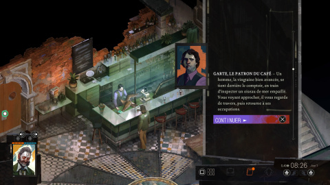 Disco Elysium : The Final Cut - Que valent les versions PS4 et PS5 ?
