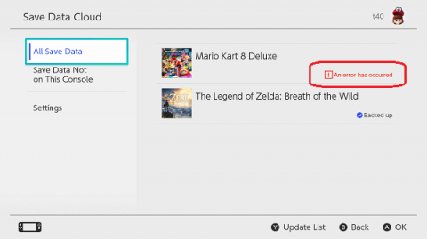 La Nintendo Switch passe en 12.0, voici ce qu'il faut en retenir