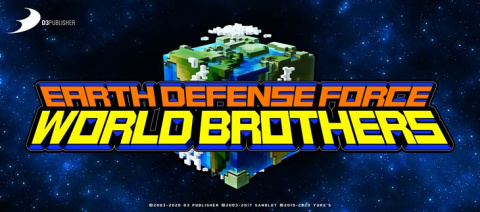 Earth Defense Force : World Brothers sur PC