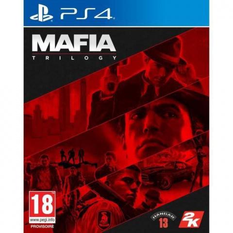 Mafia Trilogy PS4 : Forte baisse de prix
