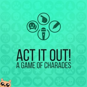 ACT IT OUT! A Game of Charades sur WiiU