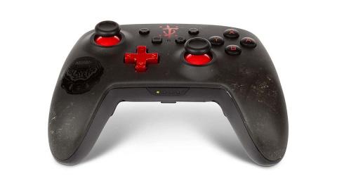 Nintendo Switch : La manette Doom Slayer disponble en précommande