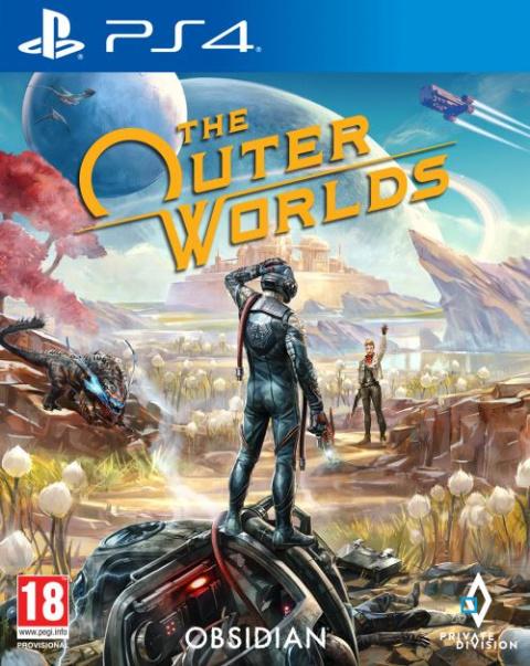 The Outer Worlds version PS4 et Xbox One au prix le plus bas du marché actuellement