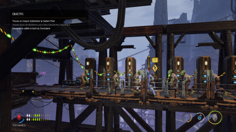 Oddworld : Soulstorm - Abe, plein gaz sur PS5 ?