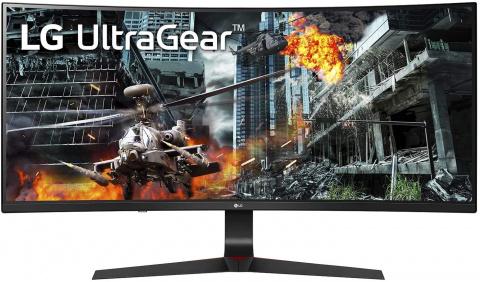"""L'écran gamer PC LG 34"""" 144Hz 1ms à moins de 430€"""
