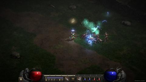 Comparons Diablo II Resurrected à Diablo II vanilla