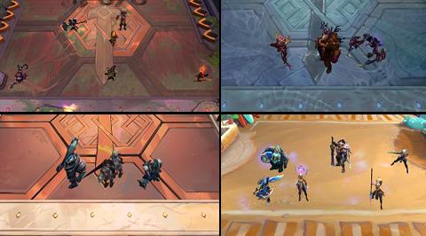 Teamfight Tactics présente son set Jugement