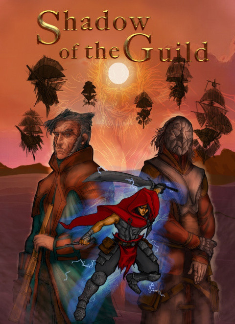 Shadow of the Guild sur PC