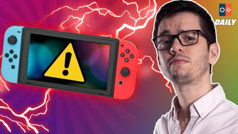 Nintendo Switch : nouvelle victime de la pénurie !