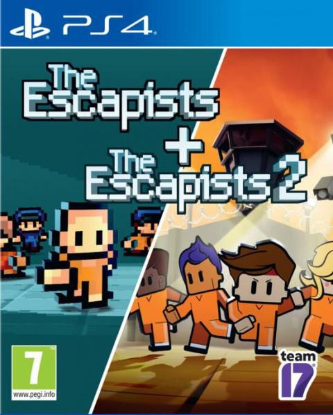 Évadez-vous des pires prisons du monde : -50% sur The Escapists 1 et 2 sur PS4