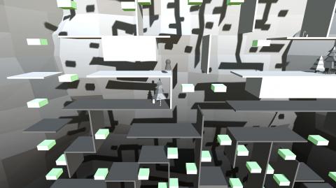 Chill & Game Jam : découvrez les jeux de la Game Jam du Centre Pompidou