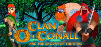 Clan O'Conall and the Crown of the Stag sur PC