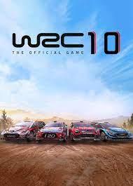 WRC 10 sur PS5
