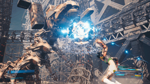 Final Fantasy VII Remake Intergrade : La bande-son disponible en précommande