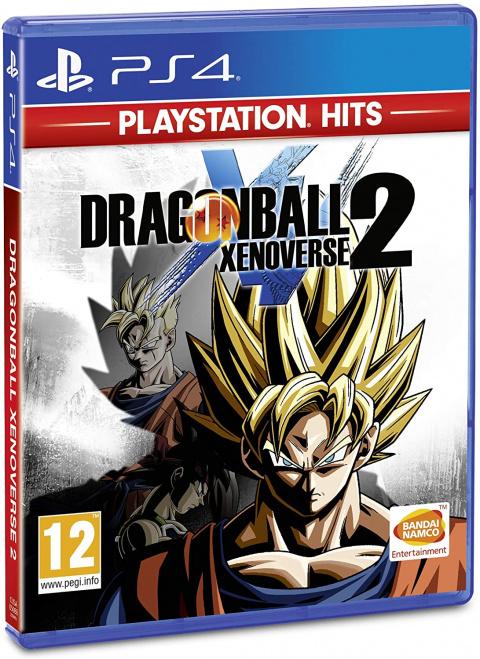 Dragon Ball : promotion sur Xenoverse 2 à -15%