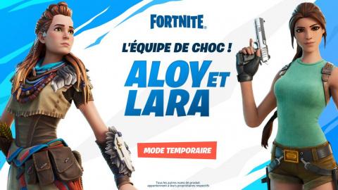 Fortnite : Après Lara Croft, une autre figure de PlayStation rejoint le casting