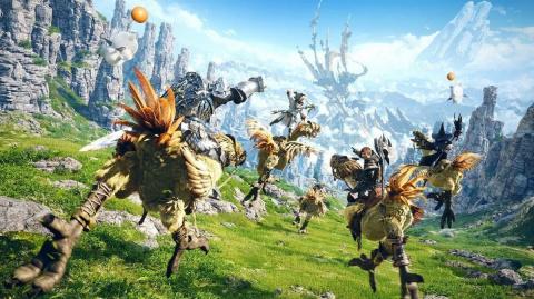 Final Fantasy XIV PS5 : Nos premières impressions sur la bêta ouverte
