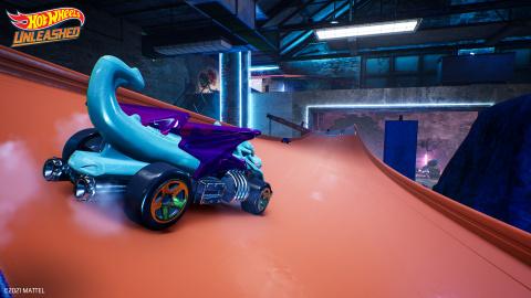 Hot Wheels Unleashed : Milestone et Mattel veulent créer la surprise