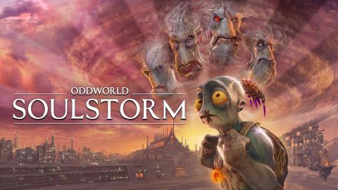 PlayStation Store : Oddworld : Soulstorm est la sortie de la semaine !