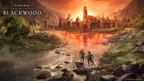 The Elder Scrolls Online Blackwood : Mérunès Dagon fait son grand retour !
