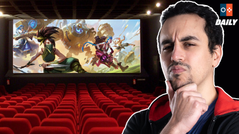Bientôt le film League of Legends ?