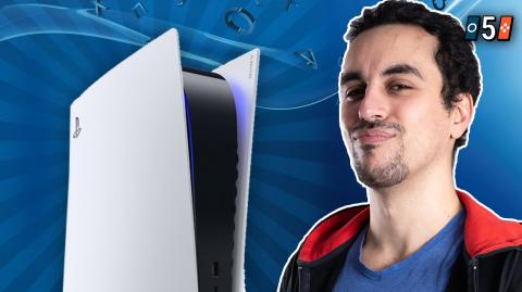 PS5 : nouvelles fonctionnalités grâce à la mise à jour