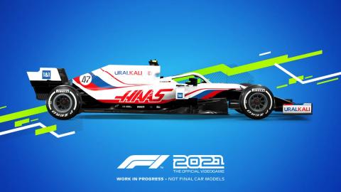 F1 2021 dévoilé en vidéo avec une date de sortie